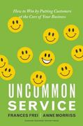 Uncommon Service 1st Edition 9781422133316 1422133311