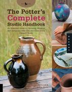 The Potter's Complete Studio Handbook 1st Edition 9781592537464 1592537464