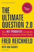 The Ultimate Question 2.0 1st Edition 9781422173350 1422173356