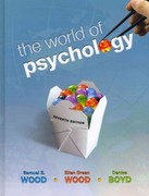 The World of Psychology with MyPsychLab with Pearson eText Student Access Code Card 7th edition 9780205789108 0205789102