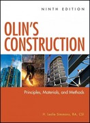 Olin's Construction 9th Edition 9780470547403 0470547405