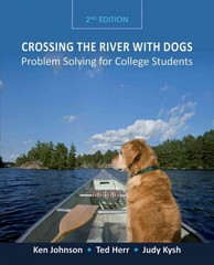 Crossing the River with Dogs 2nd Edition 9781118213377 1118213378