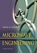 Microwave Engineering 4th Edition 9780470631553 0470631554