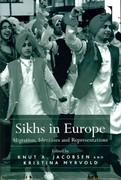 Sikhs in Europe 1st Edition 9781317055068 1317055063