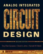 Analog Integrated Circuit Design 2nd edition 9781118213735 1118213734