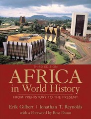 Africa in World  History 3rd edition 9780205053995 0205053998