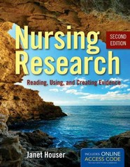 Nursing Research 2nd Edition 9781449631734 1449631738