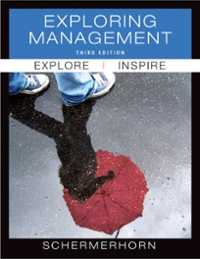 Exploring Management 3rd edition 9780470878217 0470878215