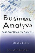 Business Analysis 1st Edition 9781118076002 1118076001