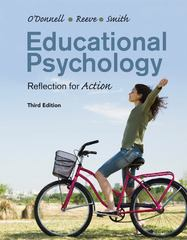 Educational Psychology 3rd edition 9781118076132 1118076133