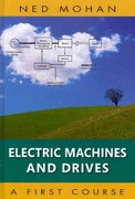 Electric Machines and Drives 1st Edition 9781118074817 1118074815