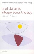 Brief Dynamic Interpersonal Therapy 1st Edition 9780199602452 019960245X