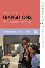 LPN to RN Transitions 4th Edition 9781609136918 1609136918