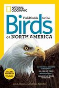 National Geographic Field Guide to the Birds of North America 6th Edition 9781426208287 1426208286