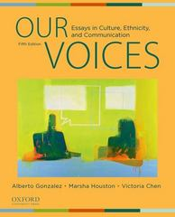 Our Voices 5th Edition 9780199737215 0199737215
