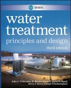 MWH's Water Treatment 3rd Edition 9780470405390 0470405392