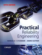 Practical Reliability Engineering 5th Edition 9780470979815 047097981X