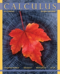 Calculus 6th Edition 9780470888643 0470888644