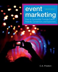 Event Marketing 2nd Edition 9780470891070 0470891076