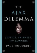 The Ajax Dilemma 0 9780199877560 0199877564