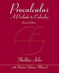 Precalculus 2nd Edition 9780470648049 047064804X