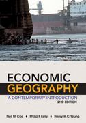 Economic Geography 2nd Edition 9780470943380 0470943386