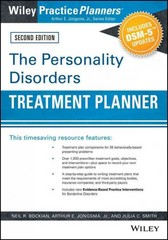 The Personality Disorders Treatment Planner: Includes DSM-5 Updates 2nd Edition 9780470908686 0470908688