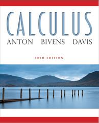 Calculus 10th edition 9781118404003 1118404009