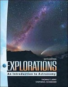 Connect Access Card for Explorations: Introduction to Astronomy 6th edition 9780077294489 0077294483