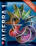Algebra 1  Student Edition CCSS