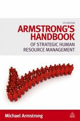 Armstrong's Handbook of Strategic Human Resource Management 5th Edition 9780749463946 0749463945