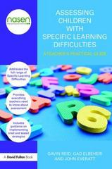 Assessing Children with Specific Learning Difficulties 1st Edition 9780415670272 0415670276