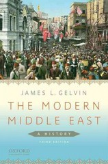 The Modern Middle East 3rd edition 9780199766055 0199766053