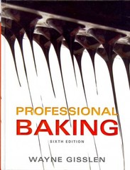 Professional Baking 6th Edition 9781118083741 1118083741