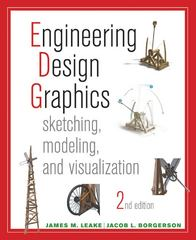 Engineering Design Graphics 2nd edition 9781118078884 1118078888