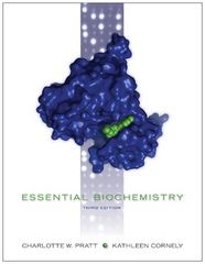 Essential Biochemistry 3rd Edition 9781118083505 1118083504