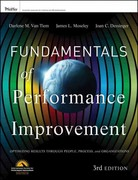 Fundamentals of Performance Improvement 3rd Edition 9781118025246 1118025245