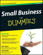 Small Business For Dummies 4th Edition 9781118083727 1118083725