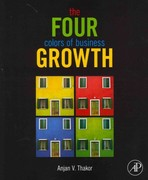 The Four Colors of Business Growth 1st Edition 9780123852403 0123852404