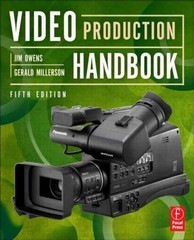 Video Production Handbook 5th Edition 9780240522203 0240522206