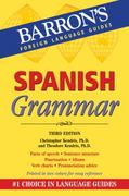 Spanish Grammar 3rd Edition 9780764146077 0764146076