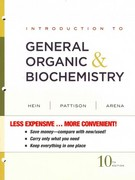 Introduction to General, Organic, and Biochemistry 10th edition 9780470917749 0470917741