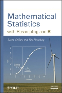 Mathematical Statistics with Resampling and R 1st edition 9781118029855 1118029852