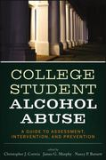College Student Alcohol Abuse 1st Edition 9781118038192 1118038193