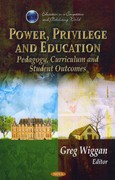 Power, Privilege and Education 1st Edition 9781612096278 1612096271