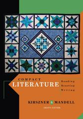 Compact Literature 8th edition 9781111839017 1111839018