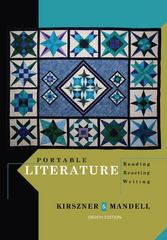 Portable Literature 8th edition 9781111839048 1111839042