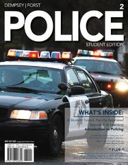 POLICE 2nd Edition 9781133708636 1133708633