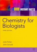 BIOS Instant Notes in Chemistry for Biologists 3rd Edition 9780415680035 0415680034