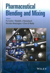 Pharmaceutical Blending and Mixing 1st Edition 9780470710555 0470710551